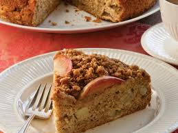 Apple Studded Brown Butter Streusel Coffee Cake Recipes