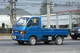 100 Hijet Mini Truck CHIANGMAI THAILAND FEBRUARY 16 2016 Private Of Stock