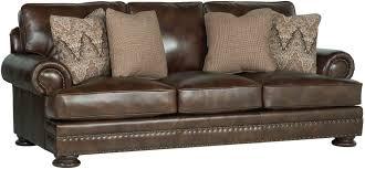 Bernhardt Brae Sofa Leather by Bernhardt Living Room Furniture Home Decorating Interior Design