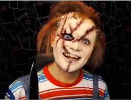 Chucky Halloween Mask by 102 Cheap Homemade Halloween Costumes Last Minute Diy Costumes