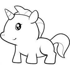 302x302 How To Draw A Unicorn For Kids