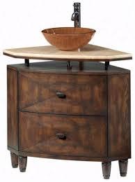 Small Rustic Bathroom Vanity Ideas by Corner Bathroom Cabinet Ideas Classic Looking Rustic Corner