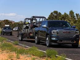 2018 GMC Sierra Denali: Tow Like A Pro In Style | Kelley Blue Book 2016 Gmc Sierra Denali White Frost Youtube Test Drive Review Autonation 2018 1500 Towing Gm Authority 62l V8 4x4 Car And Driver 2017 In Flint Clio Mi Amazoncom Eg Classics Chrome Z Grille 3500 Hd Crew Cab 2014 One Of The Many Makes Tow Like A Pro Style Kelley Blue Book First Truck Trend