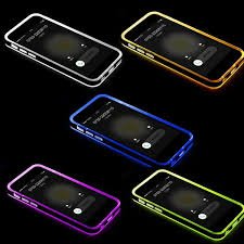 iPM LED Flash Light Up Notification Case For iPhone 6 6