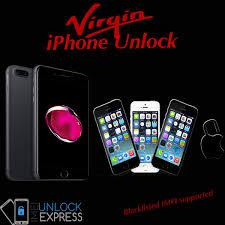 USA Virgin Mobile Boost Mobile iPhone Factory Unlock