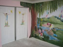 Fathead Princess Wall Decor by Fairy Theme Room Little In Tarzana Wanted A Fairy Land Room