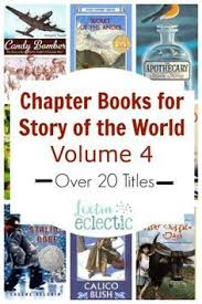 I Made A Picture Book List To Correspond Volume 4 Of Story The World