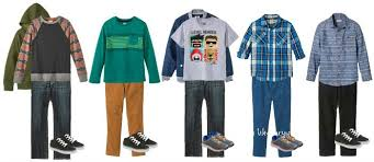 Mix Match Fall Fashion Ideas For Middle School Boys