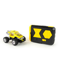HobbyTron Yellow Air Hogs Mini Remote Control Thunder Truck ... Zingo Balap 9115 132 Micro Rc Mobil Off Road Rtr 20 Kmhimpact Tahan Rc Rock Crawlers Best Trail Trucks That Distroy The Competion 2018 Electrix Ruckus 124 4wd Monster Truck Blackwhite Rtr Ecx00013t1 3dprinted Unimog And Transmitter 187 Youtube Scale Desktop Runner Micro Truck Car 136 Model Losi Desert Brushless Losi 1 24 Micro Scte 4wd Blue Car Truck Spektrum Brushless Cars Team Associated 143 Radio Control Hummer W Led Lights Desert Working Parts Hsp 94250b Green 24ghz Electric Scale