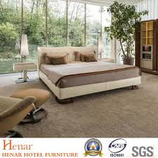 100 Modern Luxury Bedroom Hot Item 2019 Hotel Furniture With Wooden Set