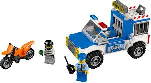 100 Lego Police Truck Buy LEGO Juniors Chase 10735