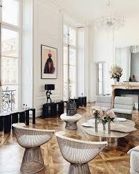 100 Parisian Interior 9 Modern Accent Chairs