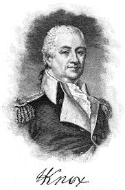 Leaving Fisher To Defend Manhattan With General Knox