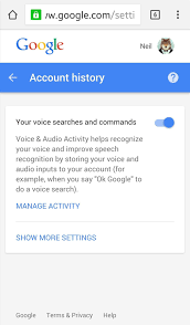Google Stores Your Voice Search History—Here s How to Delete