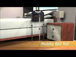 Elderly Bed Rails by Elderly Bed Rails Mobility Bed Rail Youtube