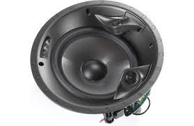 Polk Angled In Ceiling Speakers by Polk Audio Vs 80f X Ls 8 U2033 High Performance In Ceiling Loudspeakers
