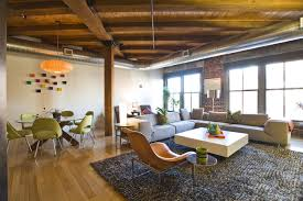 100 Loft Sf Channel Center Ruhl Studio Architects