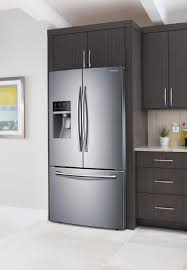 Samsung Refrigerator Leaking Water On Floor by Samsung Rf23hcedbsr 36 Inch French Door Refrigerator With Twin