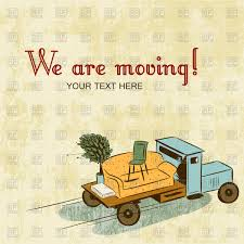 Truck With Furniture - Concept Of Moving Or Relocation, Retro Design ... Clipart Of A Grayscale Moving Van Or Big Right Truck Royalty Free Pickup At Getdrawingscom For Personal Use Drawing Trucks 74 New Cliparts Download Best On Were Images Download Car With Fniture Concept Moving Relocation Retro Design Best 15 Truck Stock Vector Illustration Auto Business 46018495 28586 Stock Vector And
