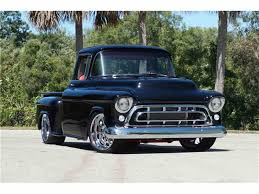 1957 Chevrolet 3100 For Sale | ClassicCars.com | CC-1050050 9 Sixfigure Chevrolet Trucks 3100 Pickup V8 Project 1957 Pickup For Sale Classiccarscom Cc1035770 Rare Napco 4x4 Shortbed Stepside Project Gmc Panel Truck Hot Rod Network 12 Ton 502 Sale On Chevy Cameo Classic