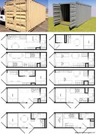 100 Container Home Designs Plans 20 Foot Shipping House Fantastic 20 Foot Shipping