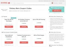 Pottery barn email signup coupon code Coupons for red lobster