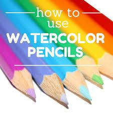 Using Watercolor Pencils LessonArt WatercolourWatercolor IdeasWatercolor
