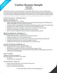 Cage Cashier Jobs In Las Vegas Nv Example Of Resume With Career Objective