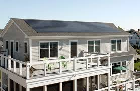 Certainteed Ceiling Tile Suppliers by Apollo Tile Ii Solar Roofing System From Certainteed Corporation