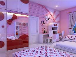 How To Create A Hello Kitty Bedroom