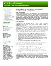 Architecture Resume Examples For The Perfection Of Your Idea In Organizing Becomes More Fun