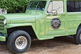 100 The Big Green Truck How To Plan The Perfect Trip To Magnolia Market In Waco Texas