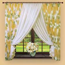 Yellow And Gray Kitchen Curtains by Kitchen Gorgeous Modern Yellow Kitchen Curtains Lovely