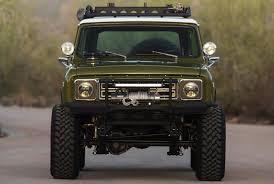 100 International Scout Truck Found A 1977 II Restomod Gear Patrol