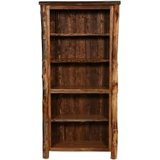 Rustic Bookcase Built in love stuff Pinterest