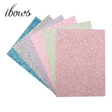 100 Sweet 22 Detail Feedback Questions About 30CM Glitter Leather Fabric