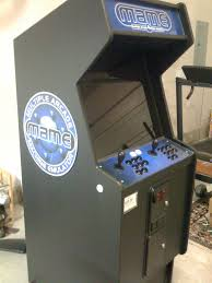 Xtension Arcade Cabinet Plans by Building Your Own Arcade Cabinet For Geeks Part 5 Paint And