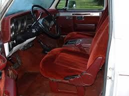 K5 Blazer Seats a Craigslist Find ROAD TRIP