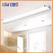 großhandel 9 watt 14 watt 16 watt 24 watt 30 watt led spiegelleuchte ac 90 265 v moderne kosmetische acryl wandleuchte badezimmer beleuchtung