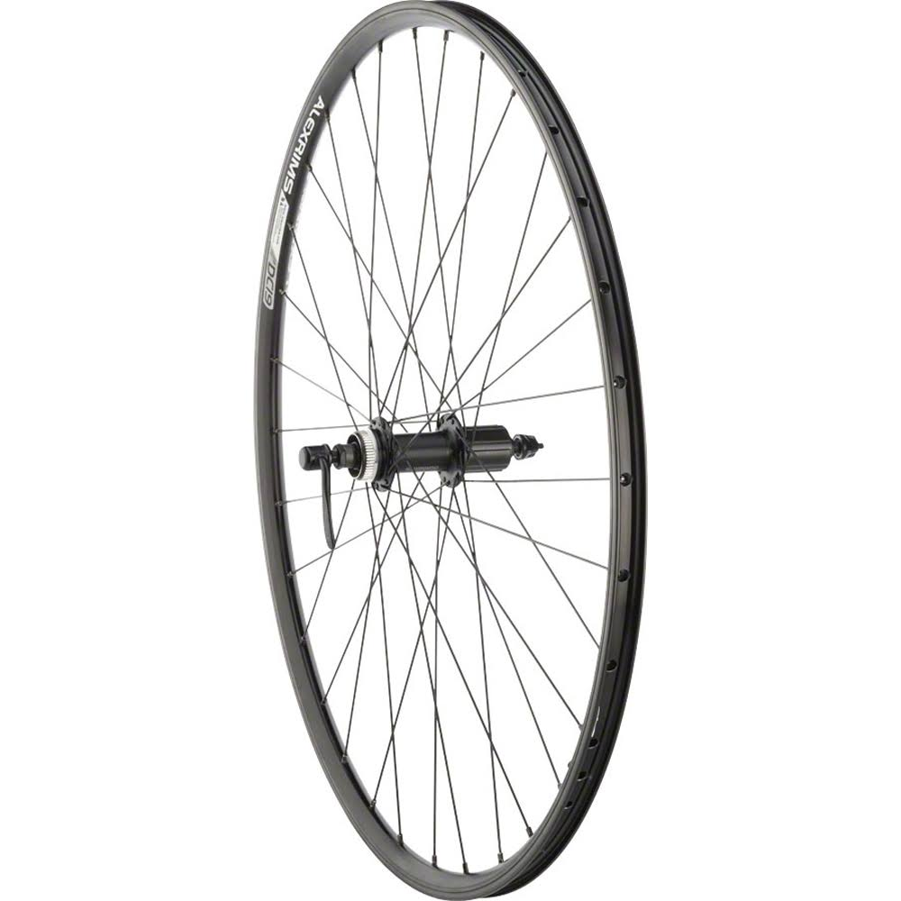 Quality Wheels Rear Wheel Rim and Disc Convenience 700c 32H Shimano TX5058