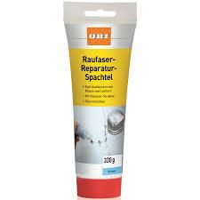 obi raufaser reparatur spachtel weiß 330 g