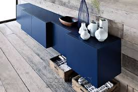 Spazio Volumi Floating Buffet By Pianca
