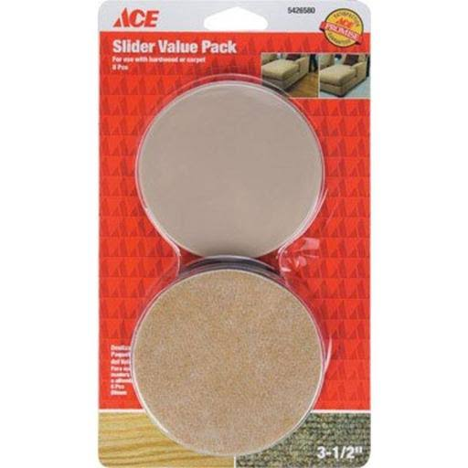 Ace Non-Slip Cup for Hardwood Floors - 1 3/4in