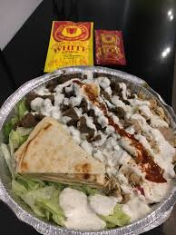 100 Halal Truck Finally Tried The Guys Peoples Choice Pinterest Food