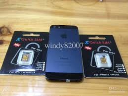 Quick Sim Unlock Sprint Ios 6 1 2 6 1 3 Iphone5 All Baseband Gevey