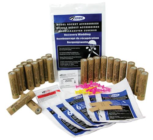 Estes Est1672 Rocket Engines Blast Off Flight Pack - 24pk