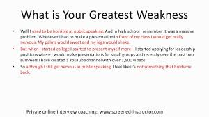 Job Interview Weakness Example - Lamasa.jasonkellyphoto.co How To Conduct An Effective Job Interview Question What Are Your Strengths And Weaknses List Of For Rumes Cover Letters Interviews 10 Technician Skills Resume Payment Format Essay Writing In A Town This Size Personal Strength Resume To Create For Examples Are The Best Ways Respond Questions Regarding 125 Common Questions Answers With Tips Creative Elementary Teacher Samples Students And Proposal Sample