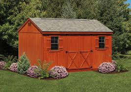 10x14 Barn Shed Plans by Vinyl A Frame Storage Sheds Cedar Craft Storage Solutions