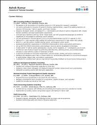 Best Two Page Resume Example Free Samples