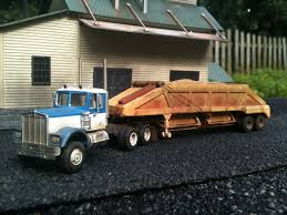 100 Redding Auto And Truck KW Day Cab Belly Dump Trailer S Dump Trailers